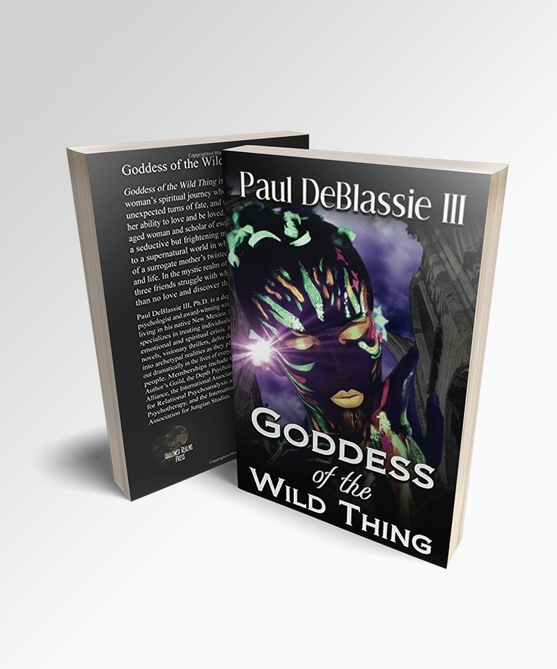 Goddess of the Wild Thing Book