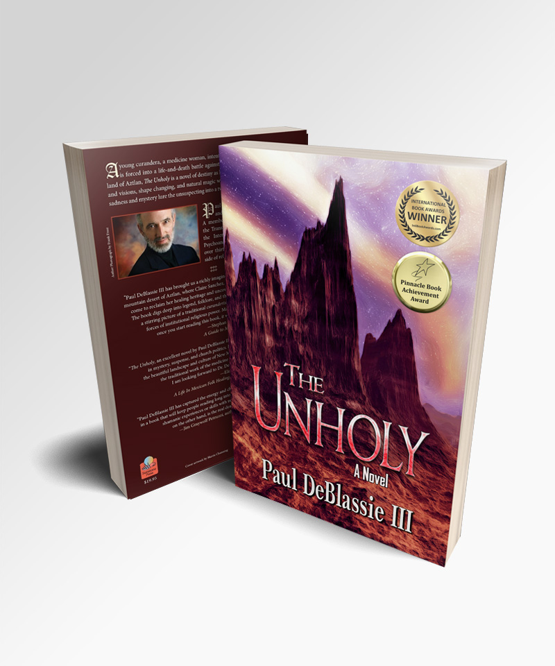 The Unholy by Paul DeBlassie