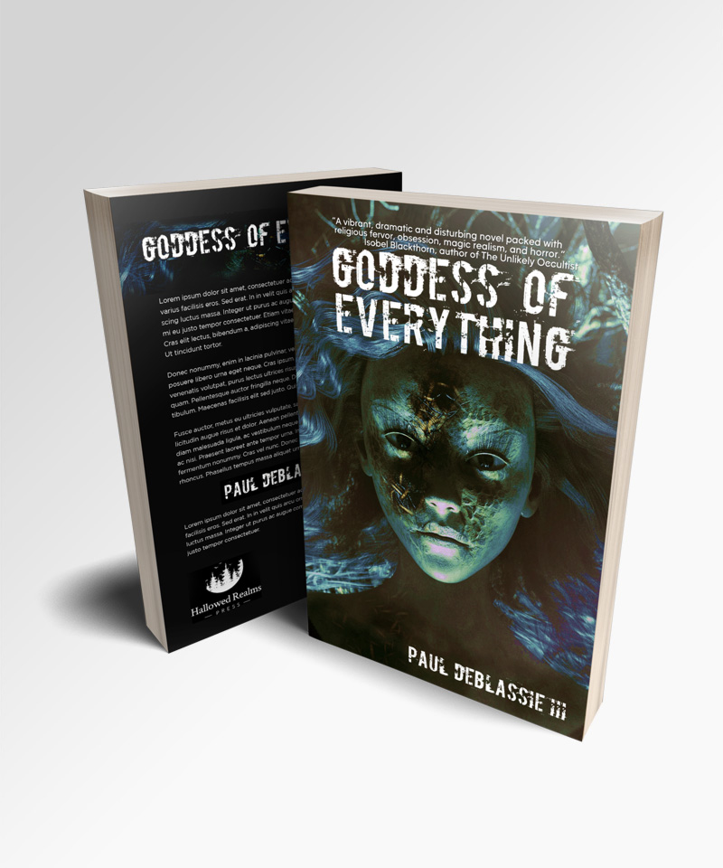 Goddess of Everything Book